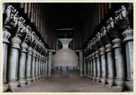 Karla Caves tour